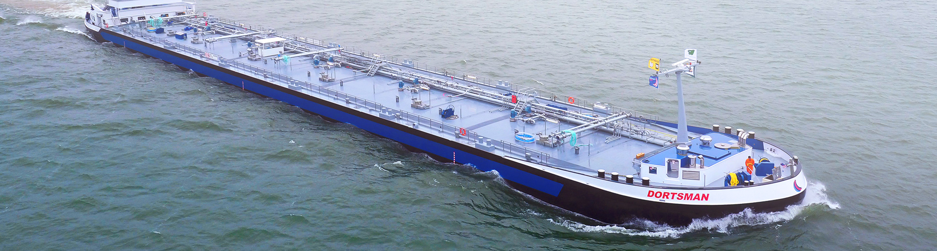 mts dortsman van loon shipping